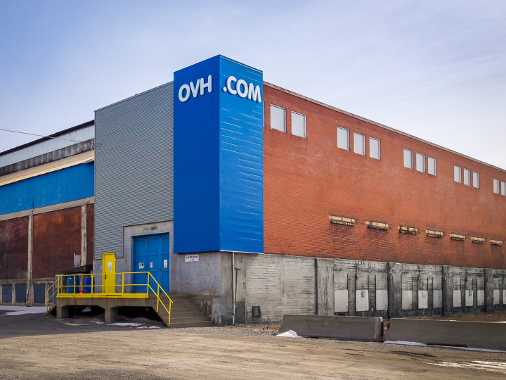 Datacenters - OVH Canada