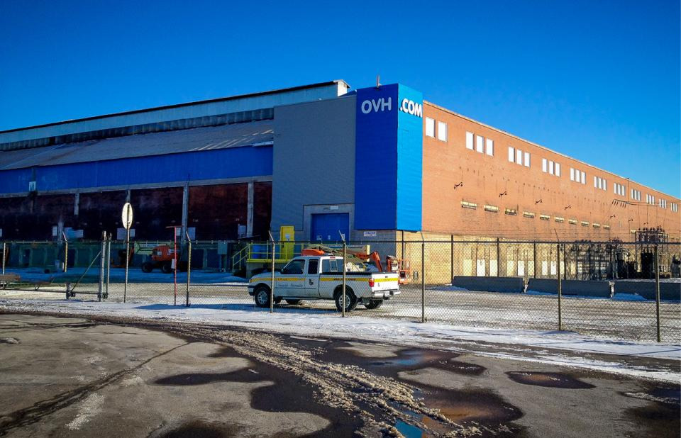 OVH News - They have adapted OVH's model to the North American ...