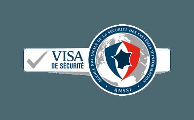 Logo Visa de Sécurité ANSSI SecNumCloud