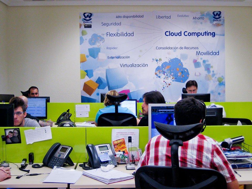Le cloud sera un axe de travail majeur en 2015.