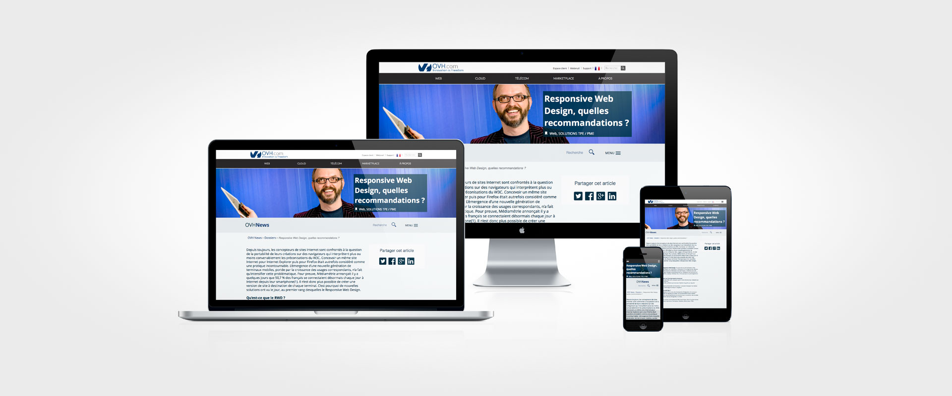 Responsive Web Design, comment bien démarrer ?