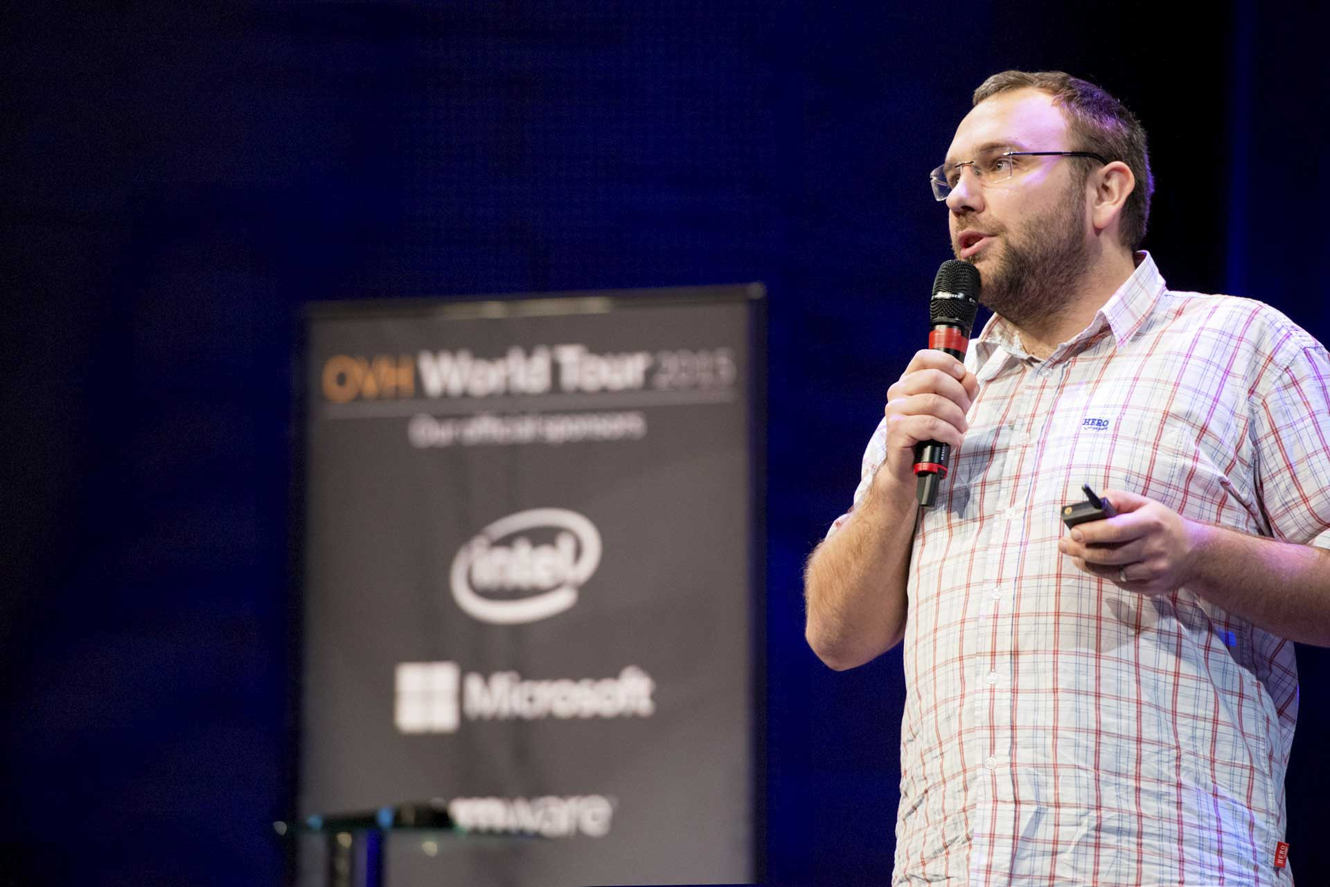 Cyril Dubus, associé fondateur et directeur technique de la startup effiPilot