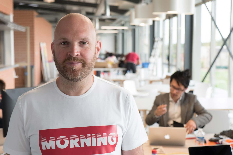 Morning veut réveiller la banque et bousculer le secteur grâce au cobanking. La startup vise 100 000 utilisateurs fin 2016.