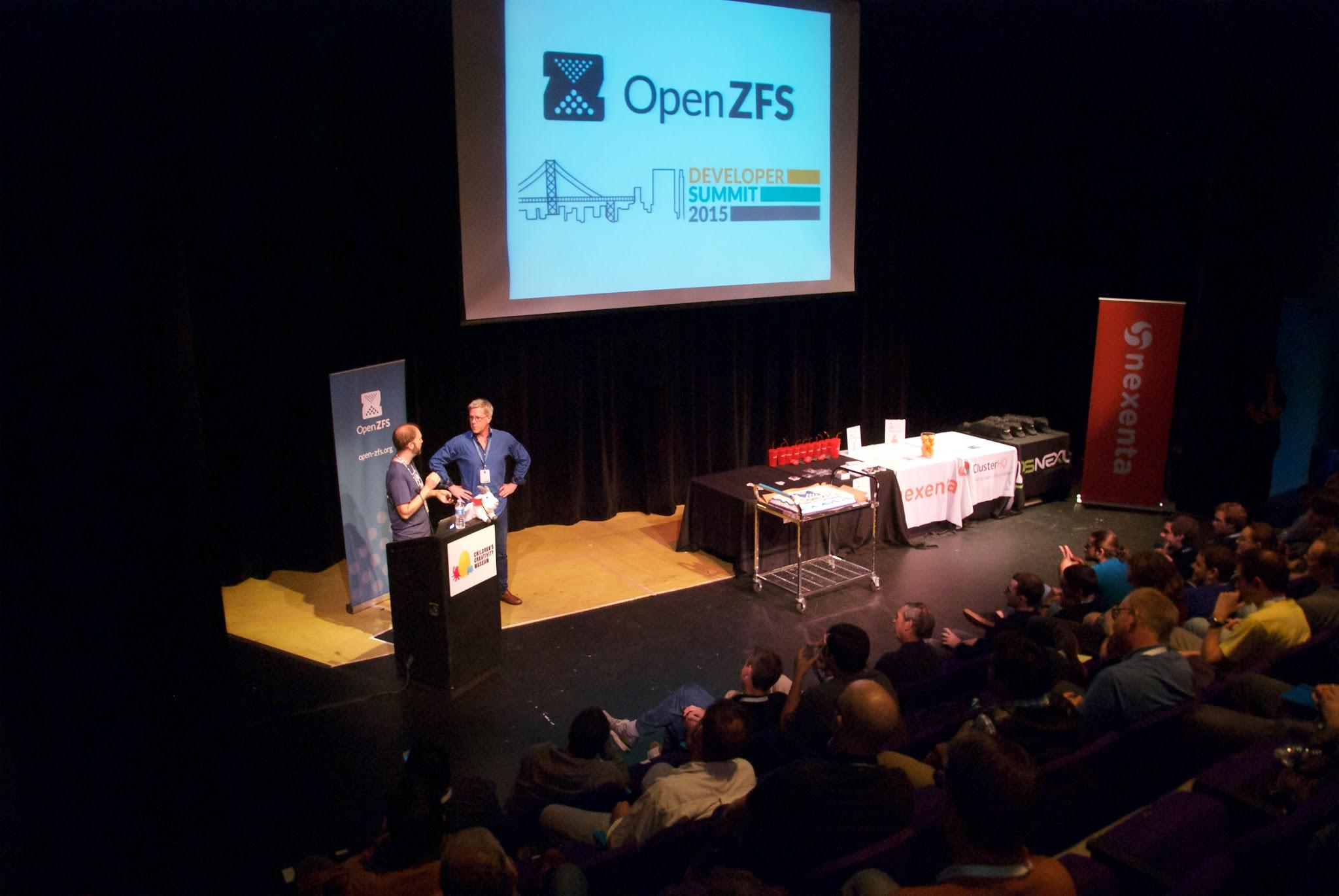 L'OpenZFS Developer Summit de San Francisco a rassemblé une centaine de développeurs, venus du monde entier.