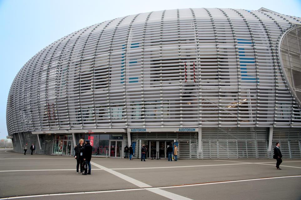 L'OVH World Tour de Lille se tenait au stade Pierre-Mauroy de Villeneuve-d'Ascq.