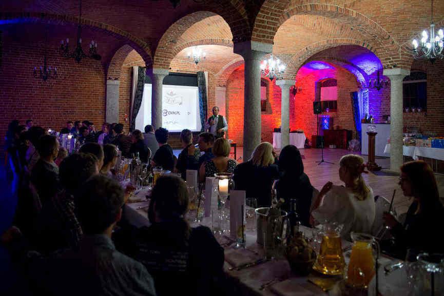L'équipe de Wroclaw au complet pour fêter le 10e anniversaire d'OVH en Pologne