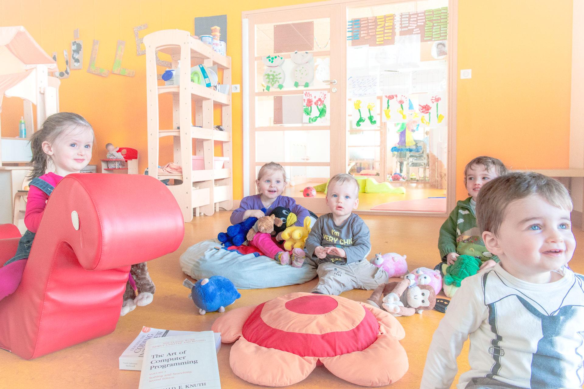 Quatre enfants ont déjà reçu une promesse d'embauche d'OVH, applicable dès leur majorité.
