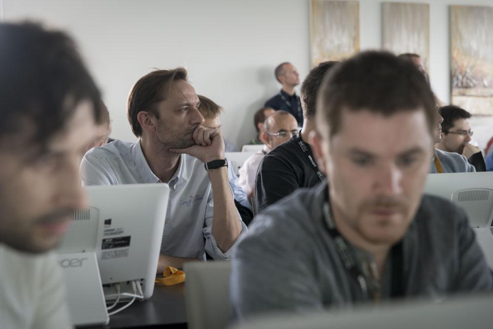 Les 11 Labs organisés par OVH durant le Summit ont permis de former plus de 400 participants.