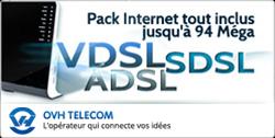 Découvrez le site ovhtelecom.fr