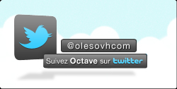 Suivez nous sur Twitter®