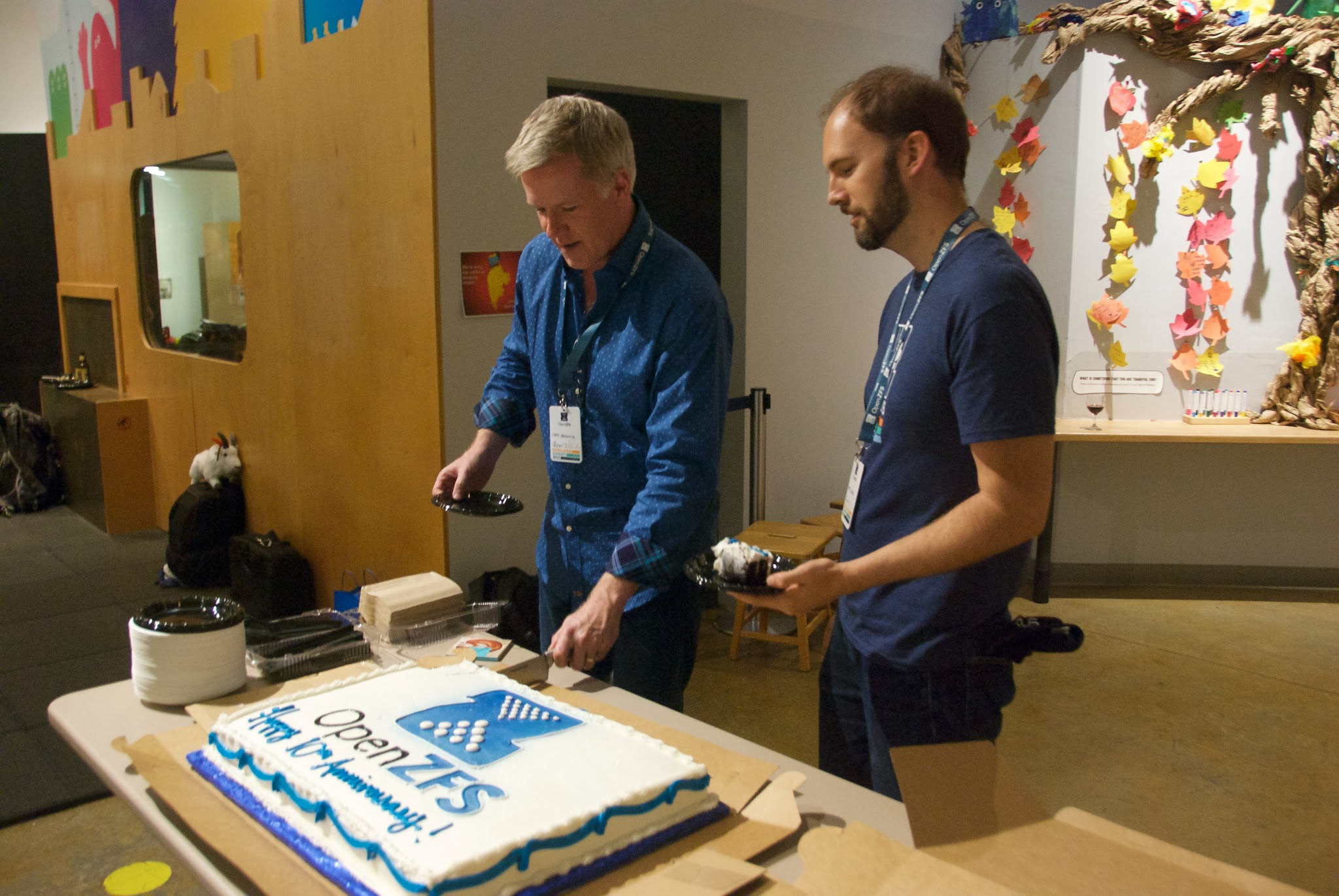 This event was also an opportunity to celebrate 10 years of OpenZFS.