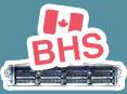 Commande d'un serveur à BHS