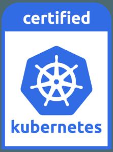 Certified Kubernetes