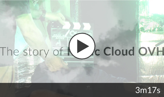 The story of OVH Public Cloud