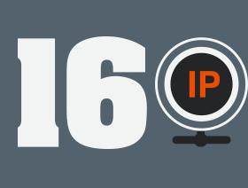 16 IP fail over offertes avec chaqueserveur